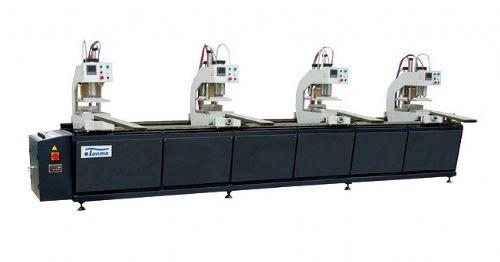 塑料门窗焊接机厂家&四位焊接机最新报价