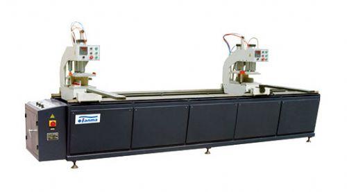 塑钢门窗设备(二位焊接机)厂家全套价格
