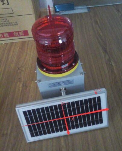 新疆供应BHZD防爆太阳能LED航空障碍灯