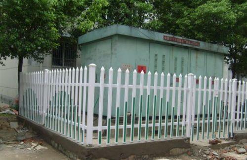 新型环保塑钢围栏配电站电力塑钢围栏