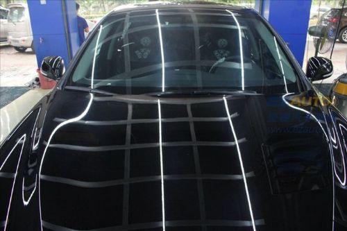 石家庄汽车贴膜价格英菲尼迪Q50玻璃防护膜汽车太阳膜全车汽车玻璃