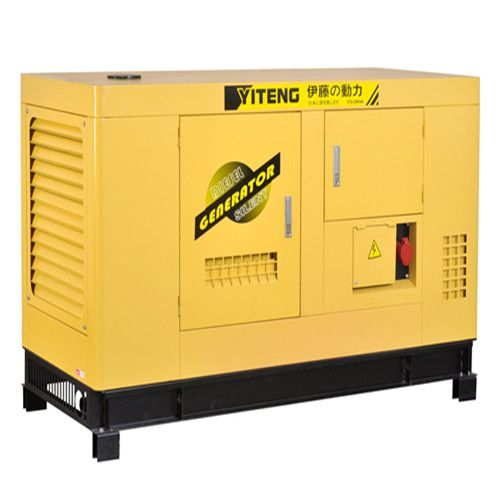 工厂30KW静音柴油发电机