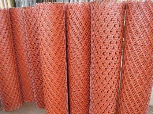 宁波钢板网 菱形防护网 脚踏板网