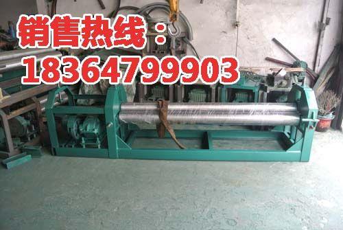 电动卷板机两米钢板卷板机