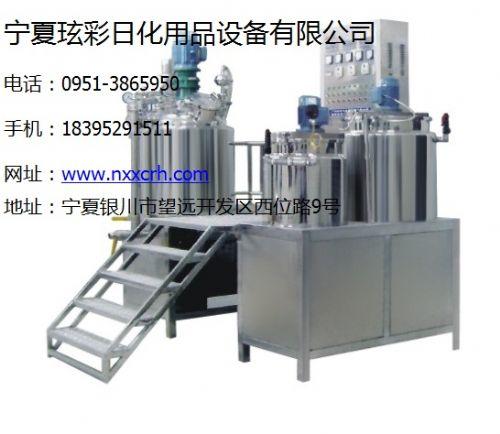 小型洗发水生产线 洗发水加工机器 洗发水设备厂家