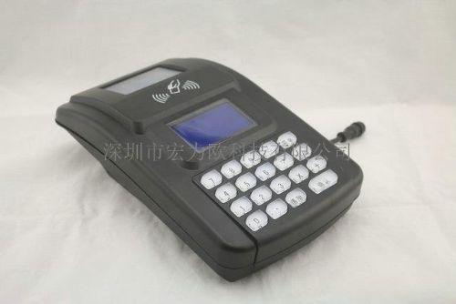 供应中文语音指纹消费机