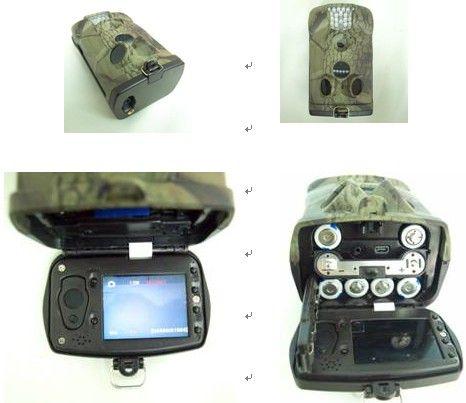保护区红外触发监测相机 LTL6210mc