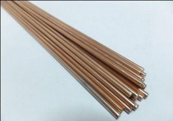 冷冻机硬拉伸态BCU93P2.5*500磷铜焊条
