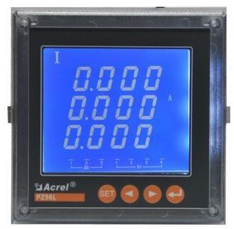 PZ80L-AI3/C智能三相电流表