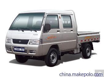 福田1051双排电动货车 三轮农用车批发 三轮摩托车配件,电动车