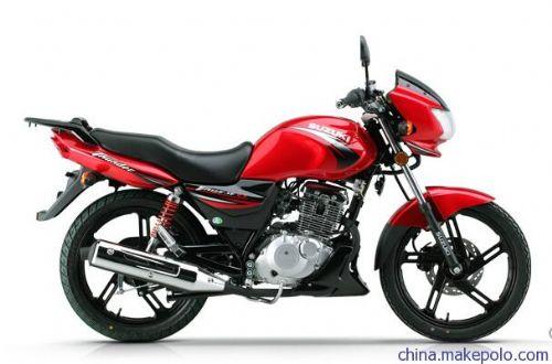 铃木锐爽125-3E两轮摩托车 跨骑摩托车 男式两轮摩托车
