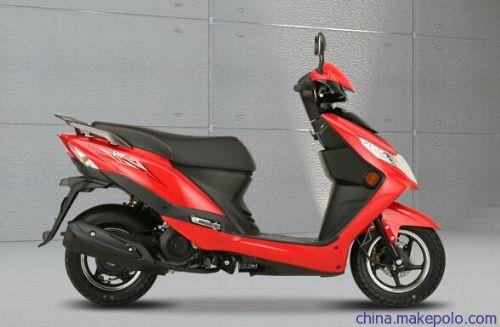 踏板摩托车价格