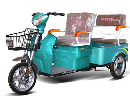出售金彭福乐2电动三轮车 休闲代步电动车 新款老年代步车