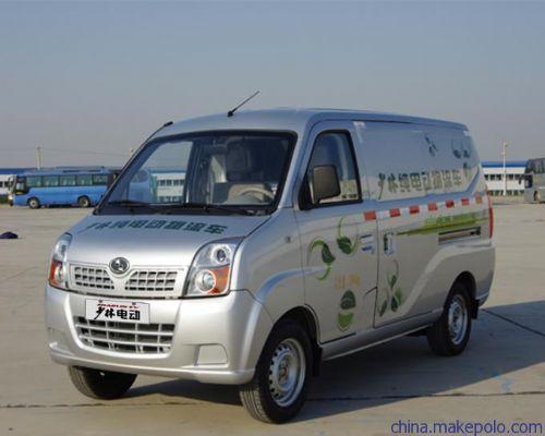 少林福瑞电动面包车 家用电动汽车图片 四轮面包车 家用载客拉货面