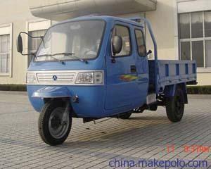 新款奥峰1450农用车价钱 半封闭载货农用车 三轮车配件 电池图片