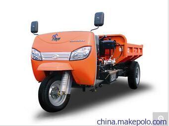 福田小金刚农用三轮车价钱 农村载货三轮车 三轮车配件 电动汽车