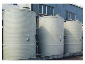 PP无缝缠绕储罐生产线