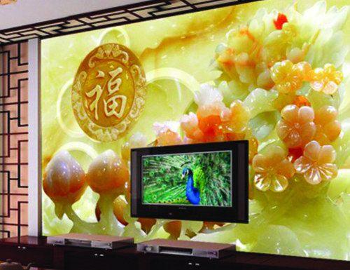 厂家直销人造仿大理石高钙线条 石塑电视背景墙线条