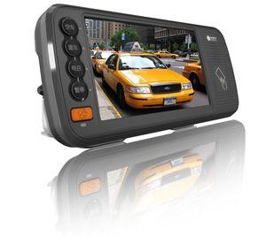 6.2英寸TFT真彩液晶屏、电容式触摸屏 出租车车载终端 出租车