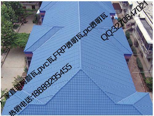 湖南株洲屋面瓦|合成树脂瓦|仿古装饰瓦