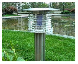 5A型LED草坪式太阳能杀蚊灯