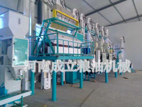 26、销售小米精加工机械、小米加工设备