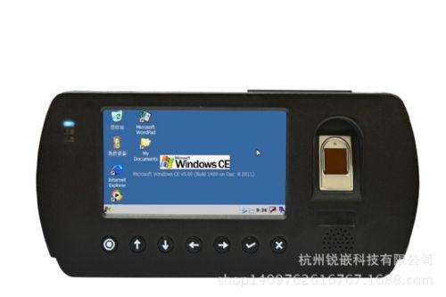 4.3英寸触控WINCE驾培终端 车载驾培系统终端