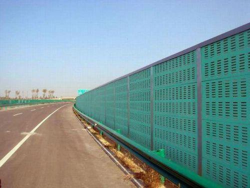 公路声屏障|声屏障材质|日发金属丝网制品有限公司