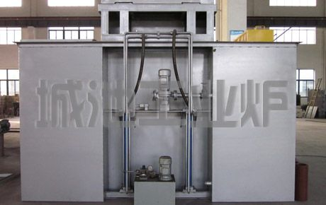 快速自动液压淬火油槽