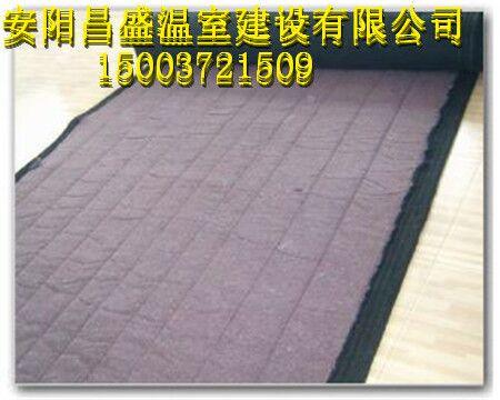 濮阳优质保温被生产厂家温室大棚建造典范