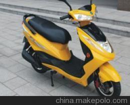 轻骑雅马哈迅鹰款 踏板摩托车 助力车 125cc碟刹 可上牌