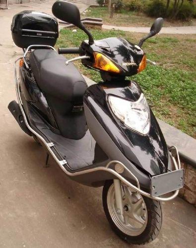 五羊本田佳颖125 广州五羊本田踏板摩托车厂家报价