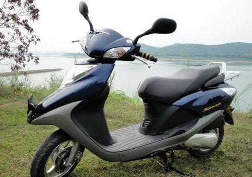 五羊本田新优悦110 五羊本田踏板摩托车最新款价格