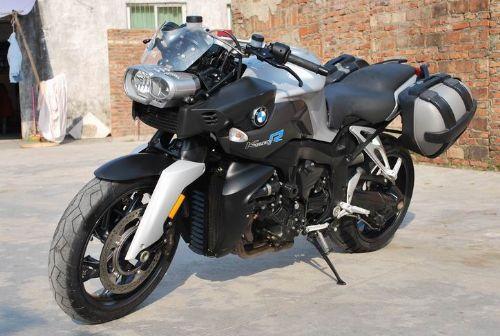 宝马k1200r 宝马摩托车跑车新价格