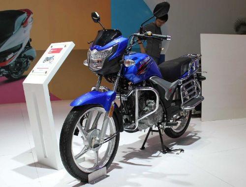 豪爵铃木摩托车价格