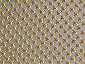 安平 丝网厂家 装饰菱形网