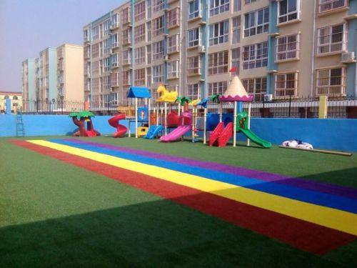 幼儿园手工制作保龄跑道