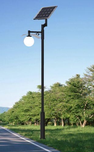 天水市太阳能庭院灯厂家供应
