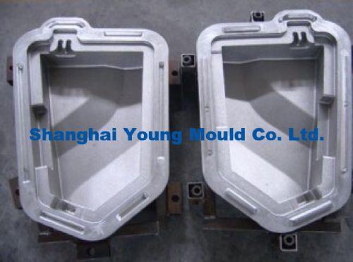 滚塑 滚塑汽车水箱油箱 模具加工 塑料模具 模具厂滚塑模具加工