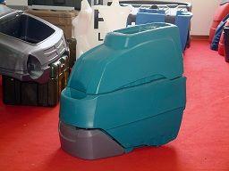 滚塑加工 滚塑洗地机外壳开模生产 滚塑厂家开发各种塑料制品