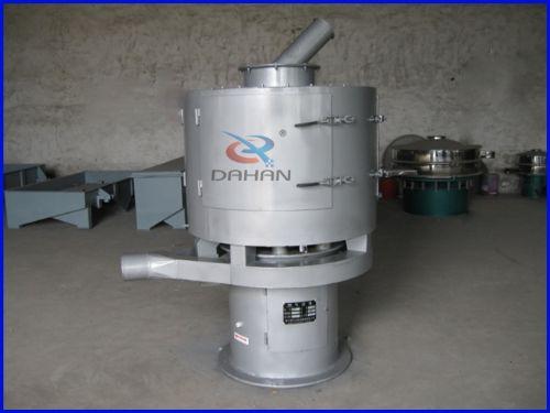 细微粉筛分物料气流筛分机