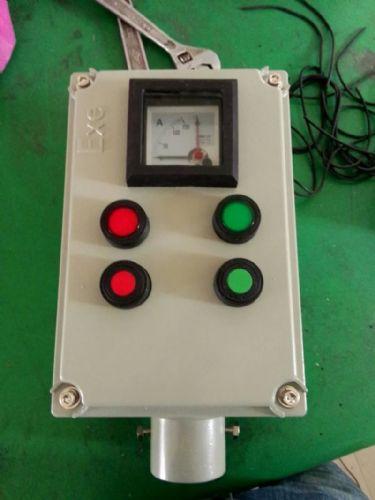 生产电机三防控制按钮FZA-A3(带自锁按钮)防水防尘防腐按钮盒