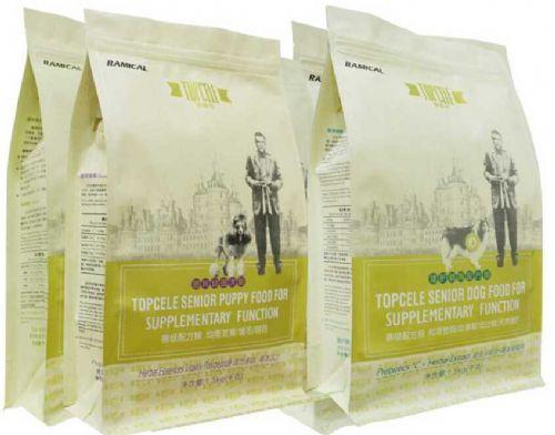 狗粮袋-猫粮袋-宠物食品袋-K尼龙卷膜-顺发印务