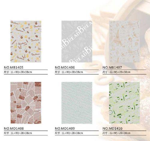 防油纸-半透明防油纸-垫盘纸-顺发印务
