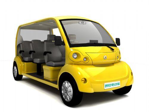 厂家直销8座电动观光车