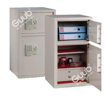 供应国保保密柜B800双层密码文件柜柜