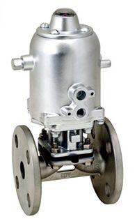 日本NDV500型气动隔膜阀NDV 阀门