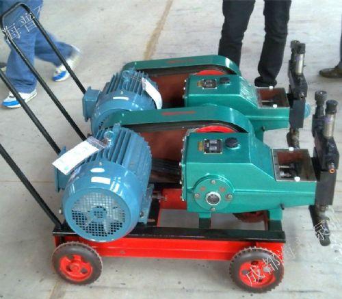 钢制压力容器 、气站管道密封试验电动试压泵