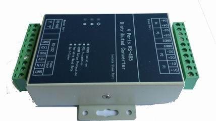 易睿信4路rs232串口集线器e-2304