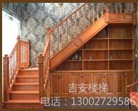 烟台楼梯订做分析实木楼梯按造型的分类